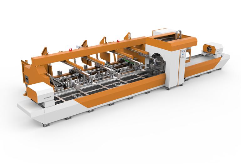自动上料管材专用光纤必威体育精装版下载切割机